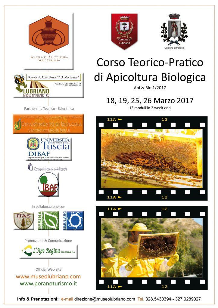 locandina Apicoltura Biologica_marzo 2017